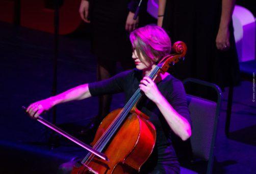 Yin event met Cello